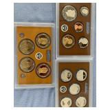 2011 complete US mint proof set            (33)