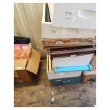 5 boxes of used bee hives        (BC)(L 56)
