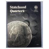 US State quarter collection Volume 2  2002-2005  m