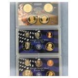 2006 US Mint Proof  incomplete set           (33)