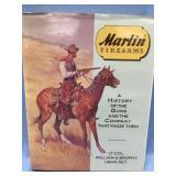 Hard Back book concerning the history of Marlin fi