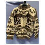 Beautiful thick wool sweater, about women