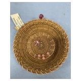 Lost Your Way basket,  made from Georgia longleaf