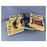 Lot of 5 books pertaining to firearms     (O 16)