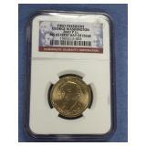 2007 P George Washington presidential coin MS65 Fi