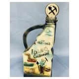 1963 Jim Beam Idaho Centennial whiskey jug with li