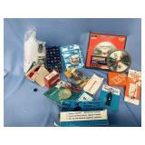 Box lot of automotive parts             (H 76)
