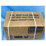 12 Count of MRE             (H 76)
