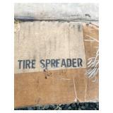 New in box tire spreader, brand VIX model #30TS