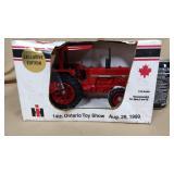 International 784 Tractor W/ Canopy