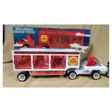 Buddy L Circus Truck & Trailer Set