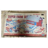Auburn super farm set with box #978