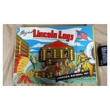 Lincoln Logs set #2-L in box with instructions
