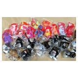 26 McDonalds Ty Beanie Babies in packaging