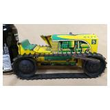 Marx 5 Wind-Up Tractor Toy (untested)