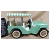 Tonka Toys Surrey Jeep