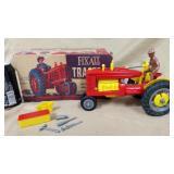 Fix-All Tractor, Tools & Accessories