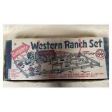 Marx Western Ranch Set #3980 (*see notes)