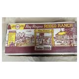 Marx Toys Roy Rogers Rodeo Game