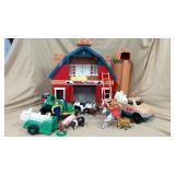 Tonka Farms Barn & Accessories