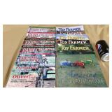 Toy Farmer & Farm Collector Books (*see note)