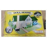 Built-Rite Doll House #115