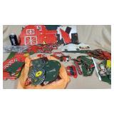 Happi-Time cardboard farm set