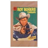 Roy Rogers & Trigger Comic #93