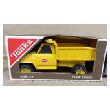 Tonka #2315 dump truck from 1961