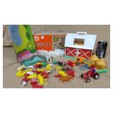 Sears farm set #49-59181 in box