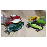 Tonka Race Car & Trucks & Hubley **