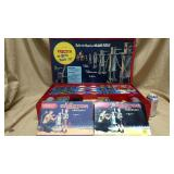 Gilbert #10093 master builder erector set