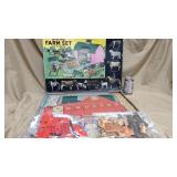 Built Rite Farm Set #119