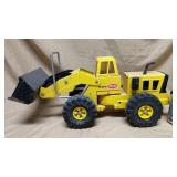 Metal Mighty Tonka Loader