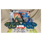 Hasbro GI Joe Cobra Battle Game *