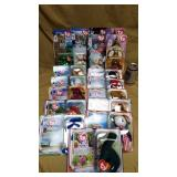 17 Packaged Ty Beanie Babies