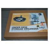Under Desk Storage Organizer - New, Unopened