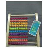 Two-ty Fruity Abacus Toy