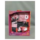 American Girl Doll Deluxe Outfit Set