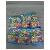 6 Bags of Haribo Sour Cubes