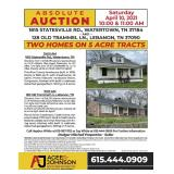 Agee & Johnson Absolute Auction