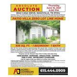 Casa Dr Nashville Absolute Auction