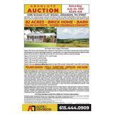 Sugar Flat Rd • Absolute Auction
