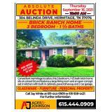 304 Belinda Drive • Hermitage TN