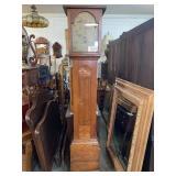 18TH CENTURY TALL CASE CLOCK