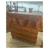 EARLY 19TH CENTURY EMPIRE CHEST