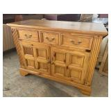 MILLING ROAD BY BAKER TALL SIDEBOARD