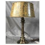 STIFFEL BRASS LAMP