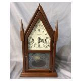 NEW ENGLAND CLOCK CO STEEPLE CLOCK