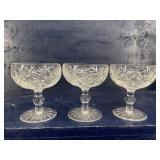 WATERFORD  CRYSTAL CHAMPAGNE GLASSES3